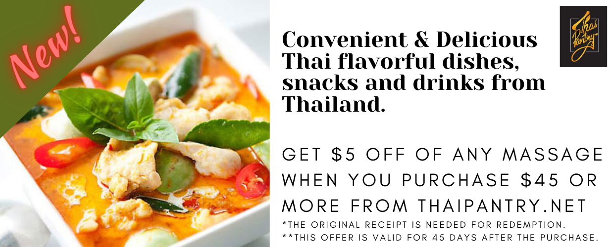 Convenient & Delicious Thai flavorful dishes, snacks and drinks from Thailand (1)